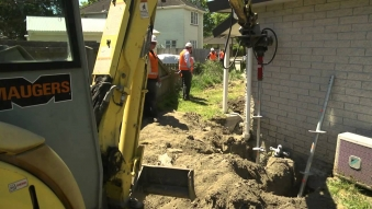 Embedded thumbnail for Housing New Zealand - The impact of severe liquefaction
