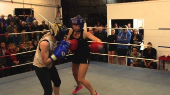 Embedded thumbnail for 1 More Round - Contenders Series 7 - Fight 1 - Belinda Thomas vs Alice Harris