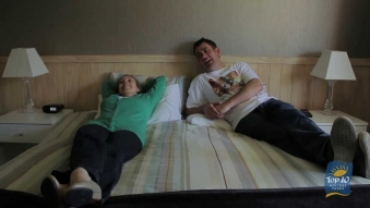 Embedded thumbnail for Top 10 Holiday Parks - Room 5 - 2 Bedroom Motel (Sleeps 5)